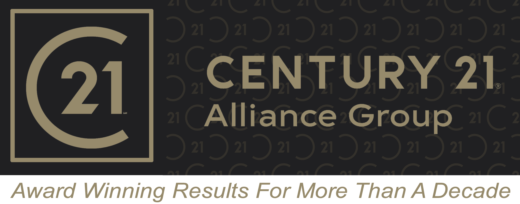 Century 21 Alliance Logo - Award Winning Results for More Than a Decade